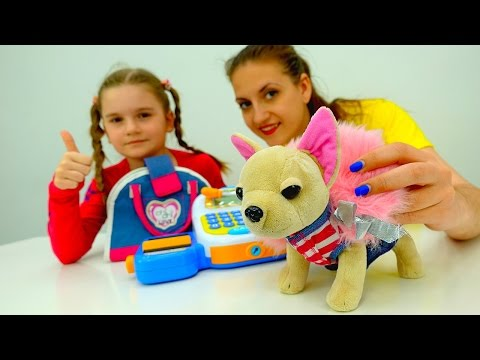 Игры #одевалки 👙 Собачка #ЧиЧиЛав Подружка едет на море! Видео для девочек с игрушками Chi Chi Love