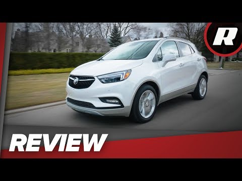 2018 Buick Encore Premium is the entry-luxury subcompact crossover Mp3