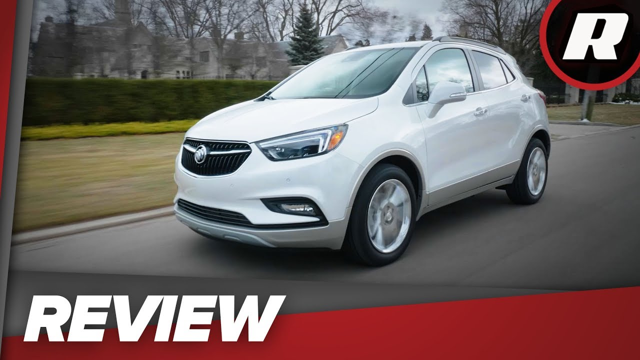 2018 Buick Encore Premium is the entry-luxury subcompact crossover