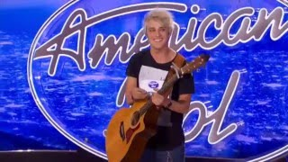 Dalton Rapattoni's American Idol Audition: The Phantom of the Opera