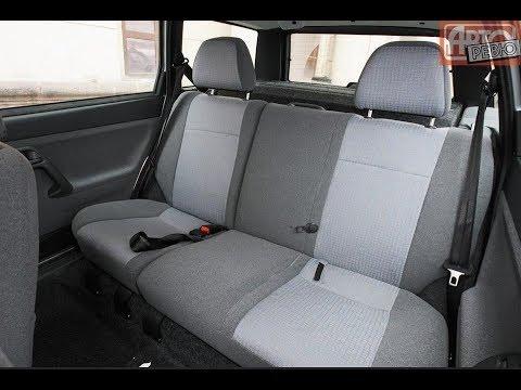 33 снятие задних сидений ваз