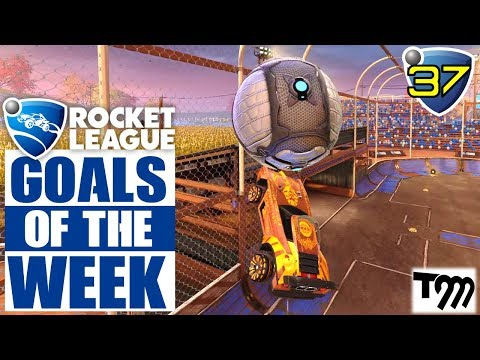 Rocket League - TOP 10 GOALS OF THE WEEK #37 (Rocket League Best Goals) thumbnail