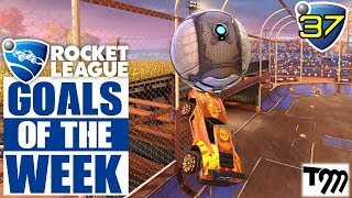 Rocket League - TOP 10 GOALS OF THE WEEK #37 (Rocket League Best Goals)