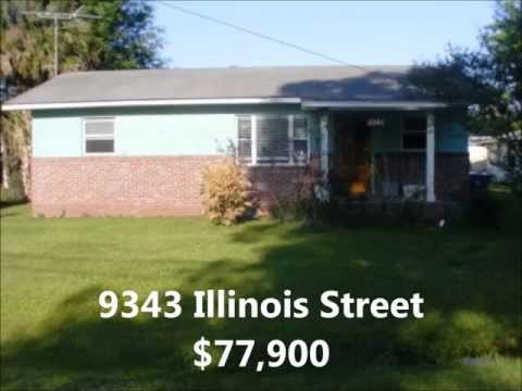 Jacksonville FL Real Estate-Jacksonville Homes for Sale-9343 Illinois St