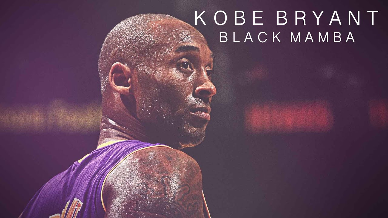 Kobe Bryant Black Mamba ʜᴅ Youtube