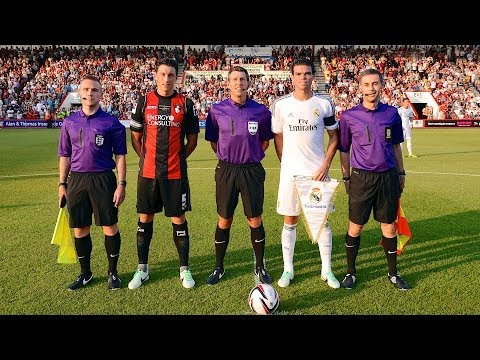 Highlights | AFC Bournemouth 0-6 Real Madrid