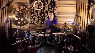 Echa Soemantri - Love Medley (Drum Reinterpretation)