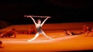 """Spartacus""_ Aegina _Svetlana Zakharova_ 2009 Bolshoi"