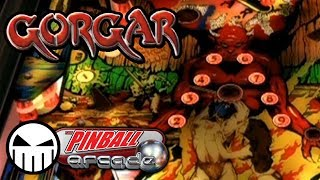 Gorgar - The Pinball Arcade (PS3) - Croooow Plays