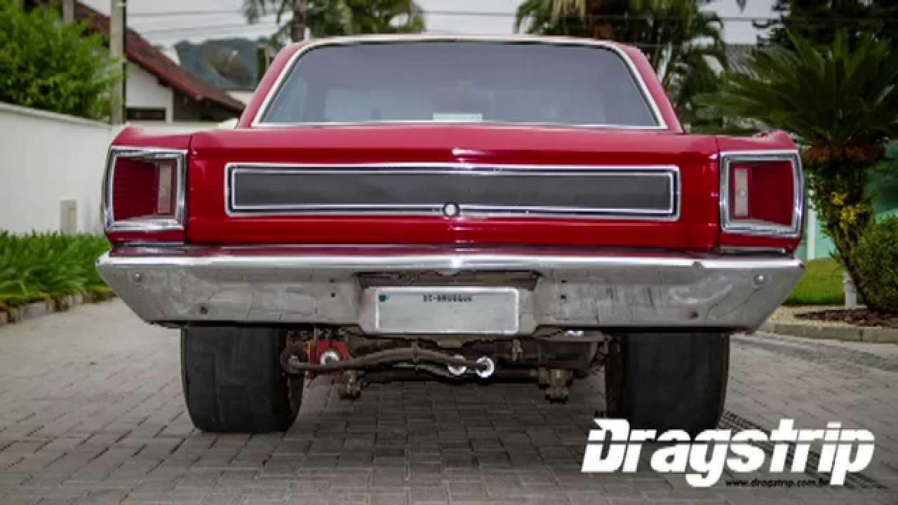 Dodge Dart 750 Hp Nitro Todo Montado De Rua Olha O Que