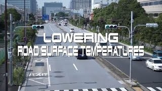 Tokyo Today~Lowering Road Surface Temperatures~