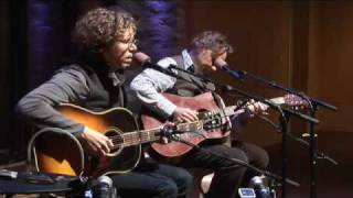 Gary Louris and Mark Olson - Saturday Morning on Sunday Street (Live for 89.3 The Current)