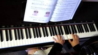 Piano progress 3: Learning piano as an adult for 8 weeks