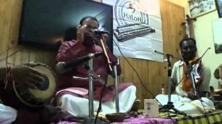 """Saitejad Chandra Shekar :: Carnatic harmonica """"BrahmamokkaTe"""""""