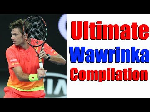 Ultimate Stan Wawrinka Compilation