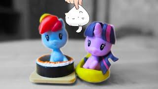 ТЫ 100% ВИДЕЛ ЭТИХ ПОНИ В МАГАЗИНЕ My Little Pony
