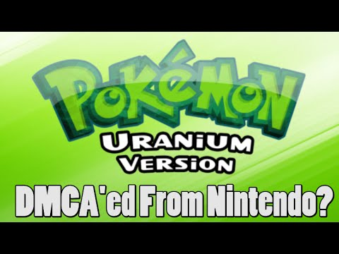 Why Nintendo Took Down Fan Made Pokemon Game - Pokemon Uranium