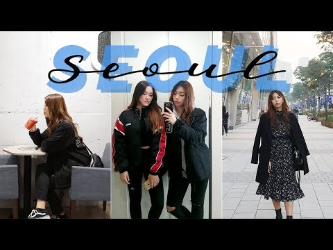 Back in Seoul 2017 | KOREA VLOG