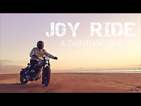 'JOY RIDE' Custom Yamaha SR 500 By TWINTHING CUSTOM MOTORCYCLES