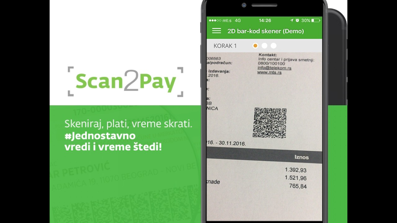 Scan2pay