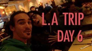 Sunshine and Dancing | LA Trip Day 6