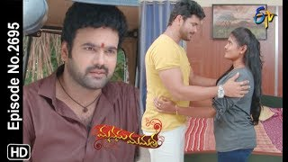 Manasu Mamata | 9th September 2019 | Full Episode No 2695 | ETV Telugu