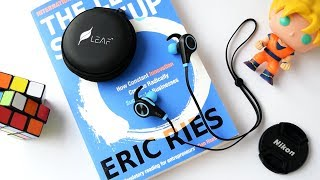 Leaf Ear Wireless Noise Cancelling Earphones Review: Bluetooth 4.1