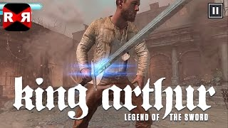 King Arthur: Legend of the Sword (By Warner Bros.) - iOS / Android - Gameplay Video