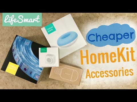 Cheaper HomeKit?! - LifeSmart Unboxing & Demo