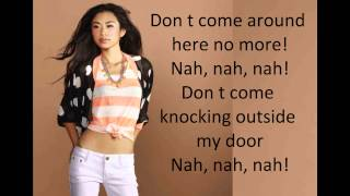 Watch Jessica Sanchez Dont Come Around video