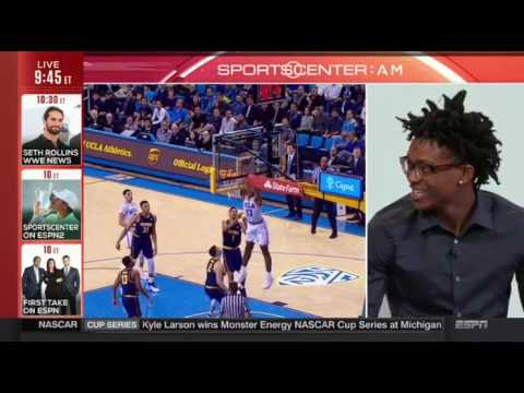 De'aaron Fox interview 6/19/2017 | NBA Draft |