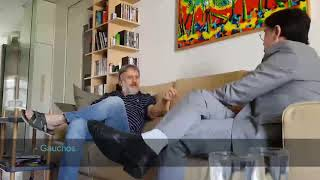 Entrevista a Slavoj Zizek -  parte 1
