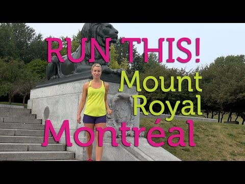 Run This! Mount Royal in Montreal