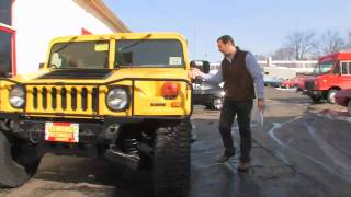 2001 Hummer H1 FOR SALE Tony Flemings Ultimate Garage reviews horsepower ripoff complaints video