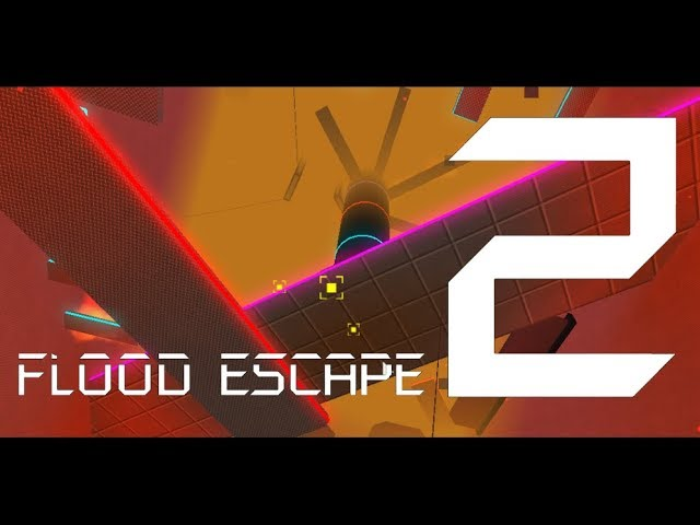 Collapse Lab   Flood Escape 2   [Insane] [Solo] [Testing Map]