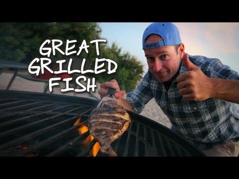 Great Grilled Fish / Pescado a la Parilla Estilo Baja - Baja Cocina con James Carson