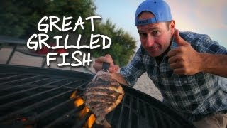 Great Grilled Fish / Pescado A La Parilla Estilo Baja - Baja Cocina Con James Carson