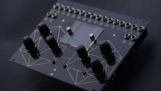FLUX: Eurorack Temporal Modulation Rhythm Sequencer