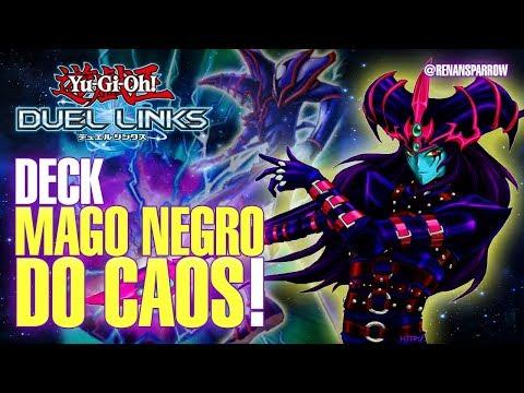 DECK MAGO NEGRO DO CAOS!  - Yu-Gi-Oh! Duel Links #159