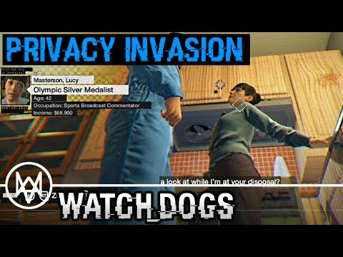 Watch Dogs - Privacy Invasion #18 of 30 - Lucy Needs Her Pipes Cleaned