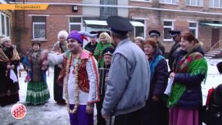 Во Владикавказе празднуют Масленицу(, 2015-02-19T15:18:05.000Z)