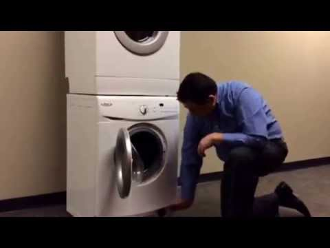 Apartment size whirlpool laundry use and care @dons_appliances - YouTube