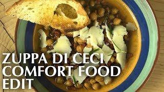 Zuppa di Ceci Comfort Food Edit - CAPS LOCK - Misha Cucina da Uomini
