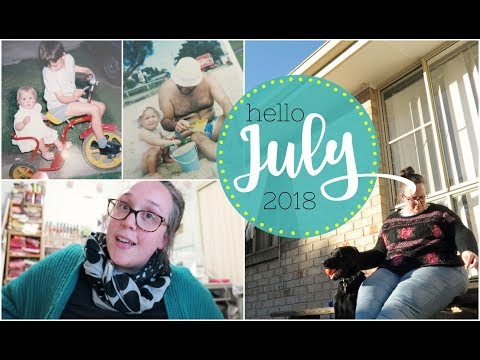 HELLO JULY #1 | Family Photos, Sick Days & Giveaway Winner! Mp3