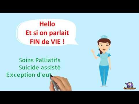 Choisir sa FIN de VIE, suicide assisté et euthanasie