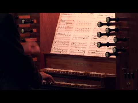 Happy Birthday J.S. Bach: Toccata and Fugue in D Minor