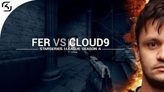 StarSeries i-League Season 4: Fer vs Cloud9
