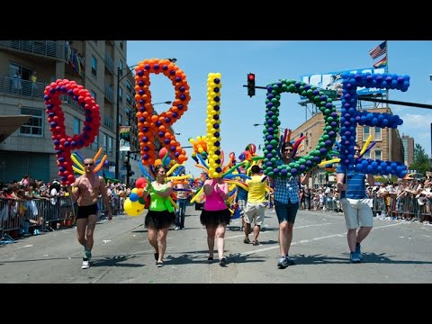 Chicago Gay Pride Parade 2015, LGBT Community Speaks Out, 1 MILLION