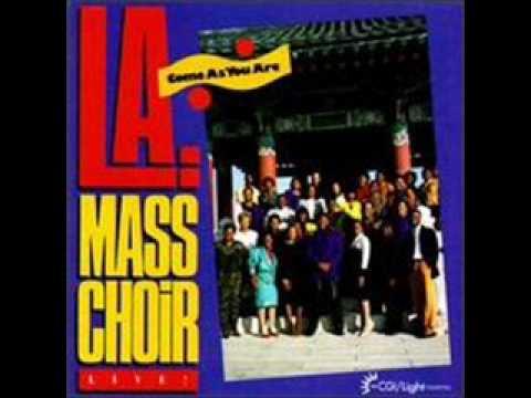 The LA Mass Choir L.A. Mass Choir Can't Hold Back