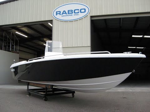 2013 Rabco 21 Center Console Build